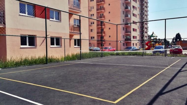 Regulament de utilizare a terenului pentru activități sportive