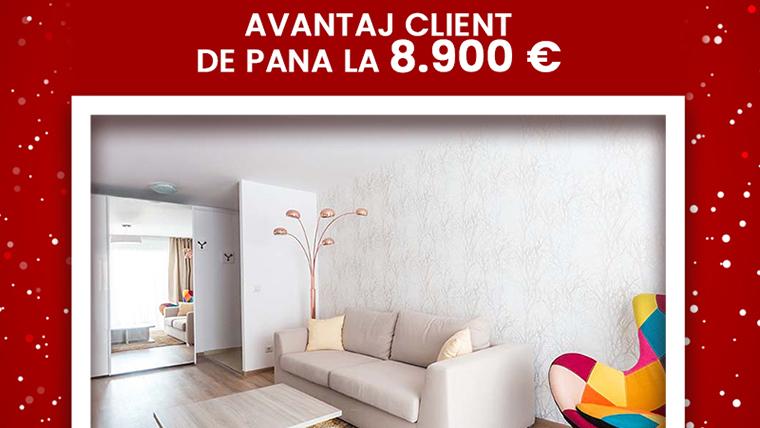 Avantaj pentru tine de până la 8.900 euro